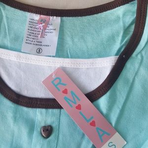 RMLA Girls Spring Easter Dress size small
